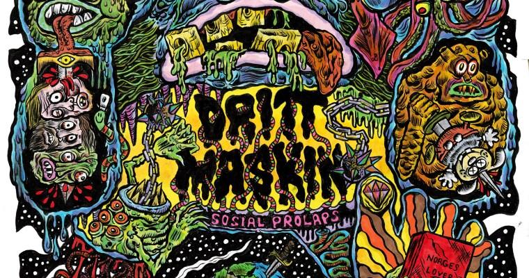 Drittmaskin – Sosial Prolaps (Album)