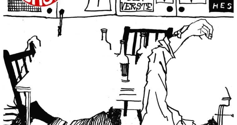 Rabagast – Kan Vi Slutte Å Krangle (Singel)