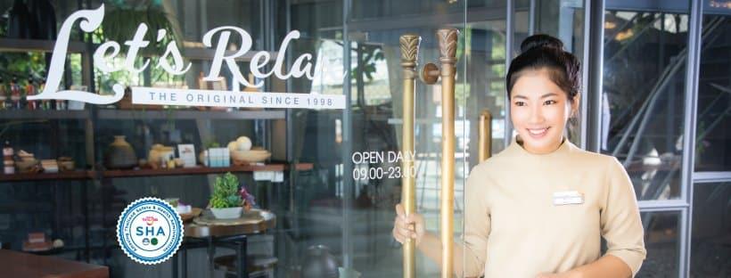 Let's Relax Bangkok Central World