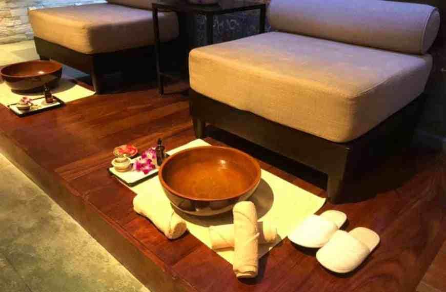 Eforea Spa at Millennium Hilton Bangkok