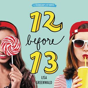 12 Before 13 audiobook cover art