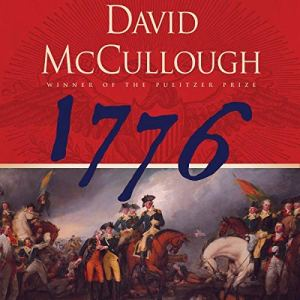 1776 audiobook cover art