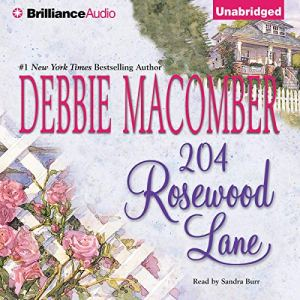204 Rosewood Lane audiobook cover art