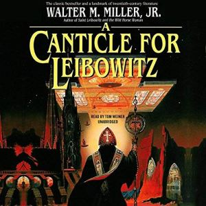 A Canticle for Leibowitz audiobook cover art