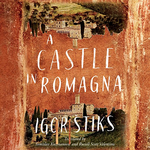A Castle in Romagna audiobook cover art