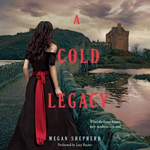 A Cold Legacy audiobook cover art