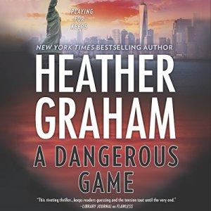 A Dangerous Game audiobook cover art