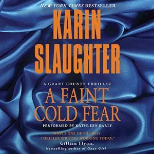A Faint Cold Fear audiobook cover art