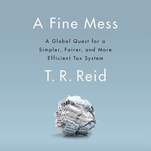 A Fine Mess audiobook cover art