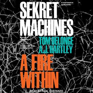 A Fire Within audiobook cover art