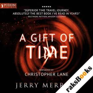 A Gift of Time audiobook cover art