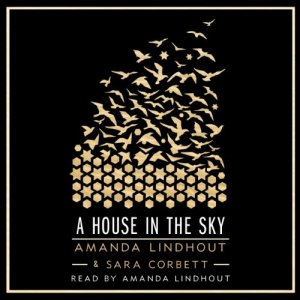 A House in the Sky audiobook cover art