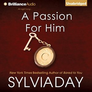 A Passion for Him audiobook cover art