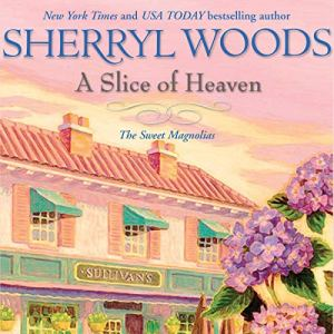 A Slice of Heaven audiobook cover art