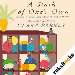 A Stash of One's Own audiobook cover art
