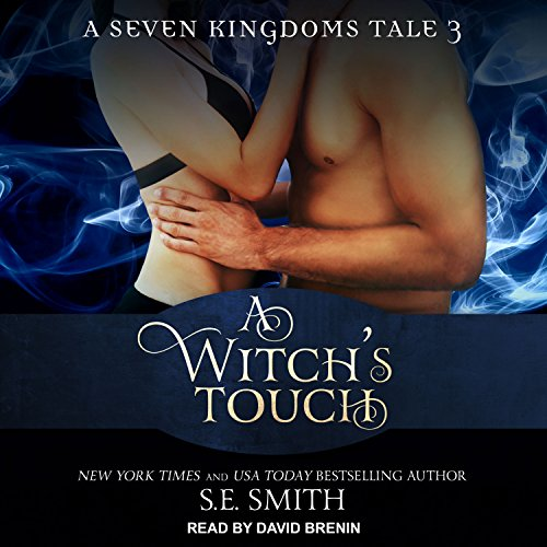 A Witch's Touch audiobook cover art