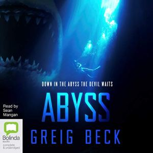 Abyss audiobook cover art