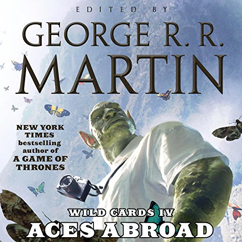 Aces Abroad audiobook cover art