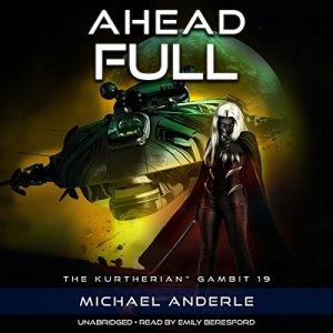 Ahead Full audiobook cover art