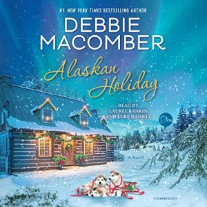 Alaskan Holiday audiobook cover art