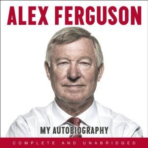 Alex Ferguson audiobook cover art