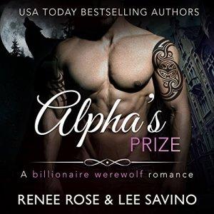 Alpha's Prize: A Werewolf Romance audiobook cover art
