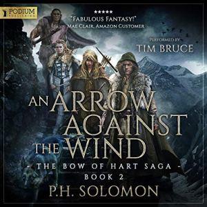 An Arrow Against the Wind audiobook cover art