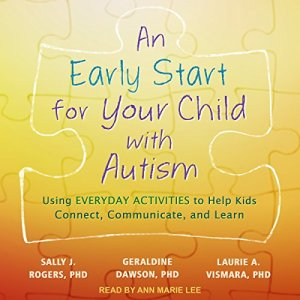 An Early Start for Your Child with Autism audiobook cover art