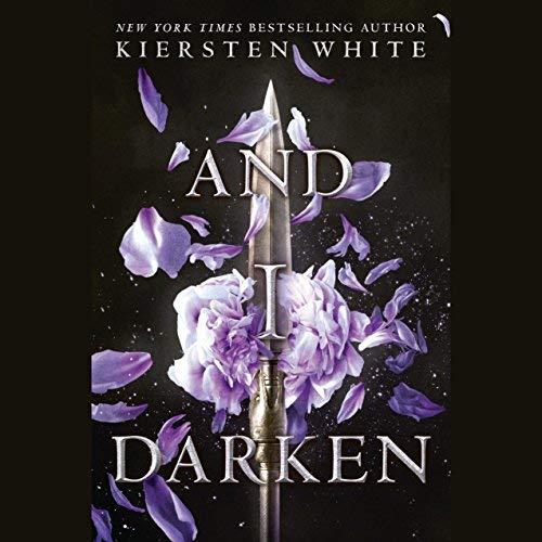 And I Darken audiobook cover art