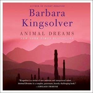 Animal Dreams audiobook cover art