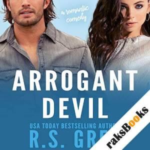 Arrogant Devil audiobook cover art