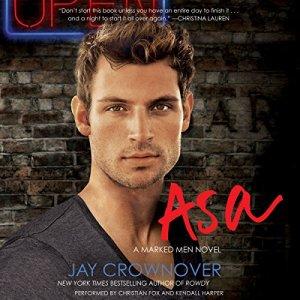 Asa audiobook cover art