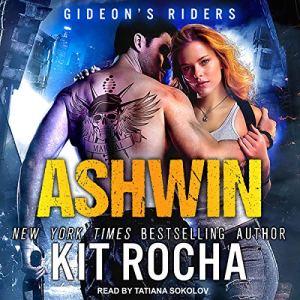 Ashwin audiobook cover art