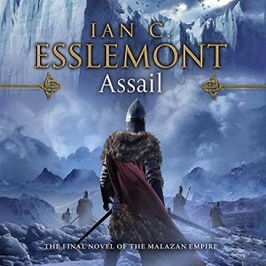 Assail audiobook cover art