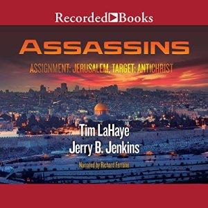 Assassins audiobook cover art