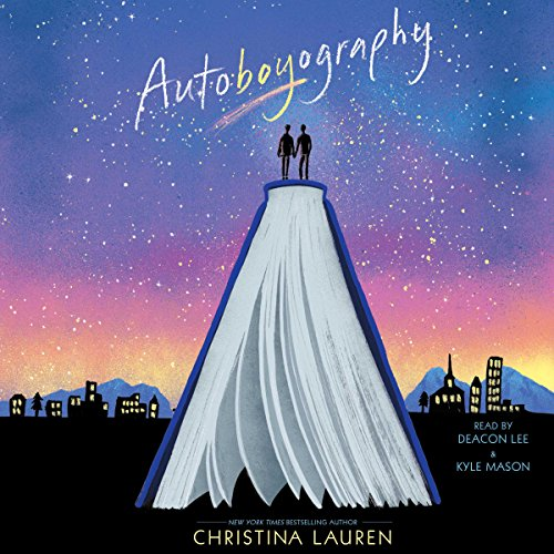 Autoboyography audiobook cover art