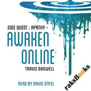 Awaken Online: Apathy (Side Quest) audiobook cover art