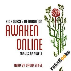 Awaken Online: Retribution audiobook cover art