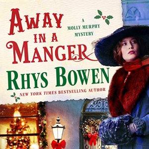 Away in a Manger audiobook cover art