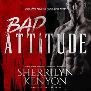 Bad Attitude audiobook cover art