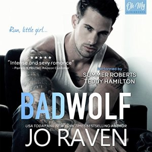 Bad Wolf audiobook cover art