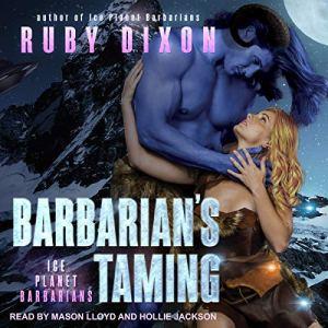 Barbarian's Taming audiobook cover art