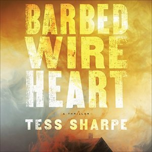 Barbed Wire Heart audiobook cover art