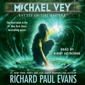 Battle of the Ampere audiobook cover art