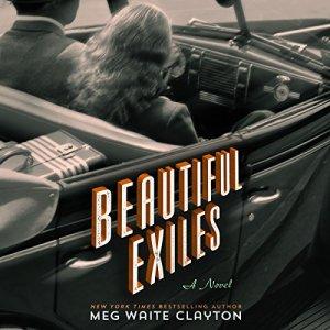 Beautiful Exiles audiobook cover art