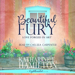 Beautiful Fury audiobook cover art