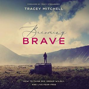 Becoming Brave audiobook cover art