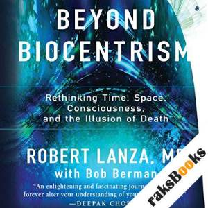 Beyond Biocentrism audiobook cover art