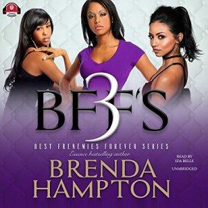 BFFs 3 audiobook cover art