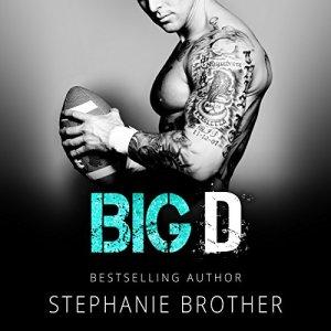 Big D audiobook cover art